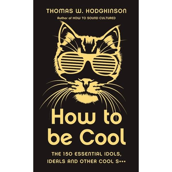 Thats the received wisdom yet the idea behind this sleek entertaining compendium by Thomas W Hodgkinson author of How to Sound Cultured is that on the contrary anyone can increase their cool quotient by learning from the masters and the methods of the pastAs well as identifying the Nine Defining Qualities of Cool the book takes you on a tour of the 75 'Idols' from William Blake to Kate Moss via Marlon Brando and Lou Reed and 50 'Ideas and