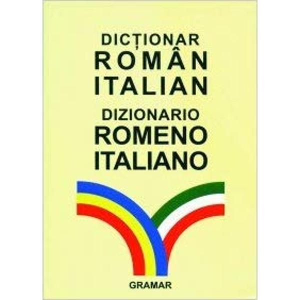 Dictionar romanitalian mic