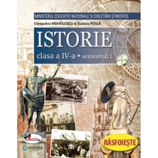 Manual de istorie clasa a IV a PitilaMihailescu
