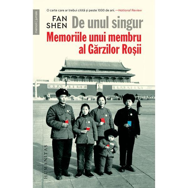 În 1966 Fan Shen în vârst&259; de 12 ani devine membru al G&259;rzilor Ro&537;ii fiind antrenat astfel în t&259;v&259;lugul Revolu&539;iei Culturale din China Entuziasmul ini&539;ial este urmat foarte curând de dezam&259;gire dezgust &537;i team&259; când în&539;elege c&259; devine complice la torturarea &537;i uciderea du&537;manilor politiciDe unul singurnu este doar relatarea experien&539;elor unui