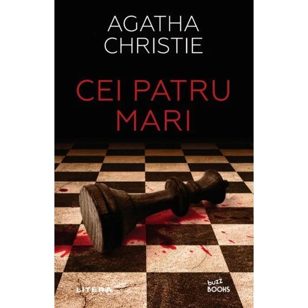 """Hercule Poirot pare c&259; &537;i-a g&259;sit în sfâr&537;it un adversar pe m&259;sur&259; un cartel criminal cu puteri nelimitate decis s&259; cucereasc&259; întreaga lume Atunci când un musafir nea&537;teptat îi vorbe&537;te înainte de a muri despre """"Num&259;rul 1"""" – creierul """"Celor patru mari"""" """"Num&259;rul 2"""" – un multimiliardar """"Num&259;rul 3"""" – o"""