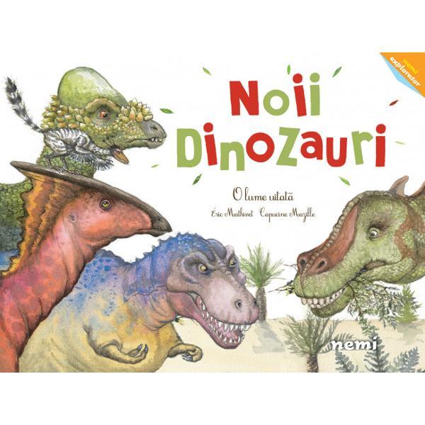 Seria Nemi Explorator cuprinde titluri care exploreaz&259; lumea natural&259; de o manier&259; accesibil&259; &537;i prietenoas&259; Primele patru titluri au vorbit despre vulcani planete stele &537;i via&539;a la poli La serie se adaug&259; titluri despre cai dinozauri câini pisici &537;i p&259;s&259;ri migratoareCe înva&539;&259; micii cititoriCum am aflat despre existen&539;a dinozaurilor care sunt