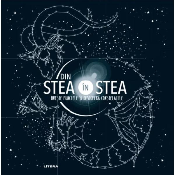 Deseneaz&259; cerul nop&539;ii unind stelele &537;i rezolvând puzzle-urile Descoper&259; constela&539;ii uimitoare &537;i pove&537;tile din spatele numelor acestora
