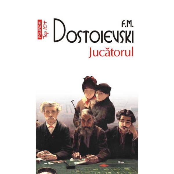 Traducere din limba rusa de Emil IordacheLupta cu pasiunea jocului de noroc nevoia de neoprit de a paria chiar cu pretul fericirii celorlalti asteptarea incordata a marii lovituri la ruleta toate acestea alcatuiesc subiectul cartii lui Dostoievski Jucatorul este si un pariu in sine caci marele scriitor nu a avut decit patru saptamini pentru a o scrie si pentru a-si achita datoriile cu banii cistigati de pe urma ei&8222;Un scriitor al carui interes se indreapta mai degraba catre