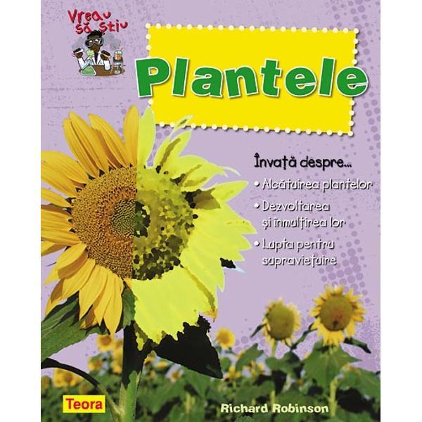 Vreau sa stiu plante -6847