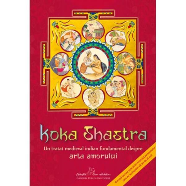 Ave&355;i acum la dispozi&355;ie un valoros tratat erotic mai pu&355;in cunoscut care completeaz&259; înv&259;&355;&259;turile ezoterice referitoare la arta amorului ce sunt expuse în faimosul tratat Kama Sutra Spre deosebire de Kama Sutra care este un manual de erotologie ce apar&355;ine Indiei Antice Koka Shastra se adreseaz&259; societ&259;&355;ii indiene medievale În Epoca Medieval&259; India devenise mai conservatoare fa&355;&259; de cum fusese
