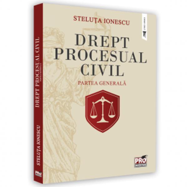 Gândit&259; ca un instrument de lucru accesibil &537;i util lucrarea Drept procesual civil Partea general&259; se constituie într-o tratare a dispozi&539;iilor Codului de procedur&259; civil&259; Legea nr 1342010 în vigoare din anul 2013 cu modific&259;rile subsecvente cea mai recent&259; &537;i de substan&539;&259; fiind cea adus&259; cu mai bine de doi ani în urm&259; prin Legea nr 3102018 Sunt re&539;inute totodat&259; &537;i avute