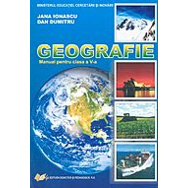 Geografie clasa a V-a 2013