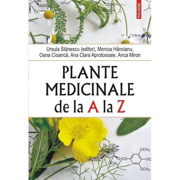 Volumul cuprinde monografiile plantelor indigene &537;i ale plantelor exotice cel mai frecvent utilizate în fitoterapie Cititorul interesat de calit&259;&539;ile terapeutice ale plantelor va g&259;si aici pe lîng&259; denumirile lor &537;tiin&539;ifice &537;i cele populare informa&539;ii esen&539;iale despre aria de r&259;spîndire utiliz&259;rile tradi&539;ionale principiile active indica&539;iile terapeutice eventualele efecte toxice &537;i