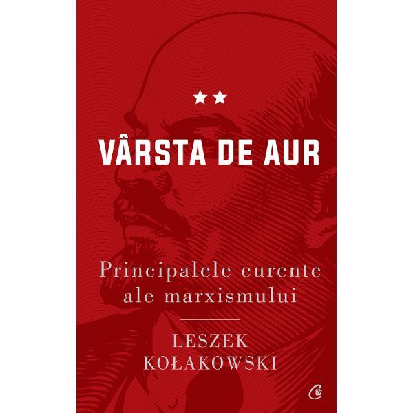 Dac&259; primul volum se ocup&259; de fundamentele doctrinei construite de chiar cei numi&355;i clasicii marxismului volumul de fa&355;&259; exploreaz&259; v&226;rsta de aur momentul istoricopolitic &537;i teoretic al socialdemocra&355;iei devenite o mi&537;care global&259; deci Biseric&259; universal&259; Este vorba de ceea ce sa numit marxismul Interna&355;ionalei a IIa un conglomerat de fapt extrem de eclectic &238;n care se &238;nt&226;lneau scientismul pozitivist