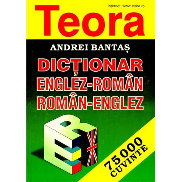 Dictionar englez dublu 75000 cuvinte - 1791