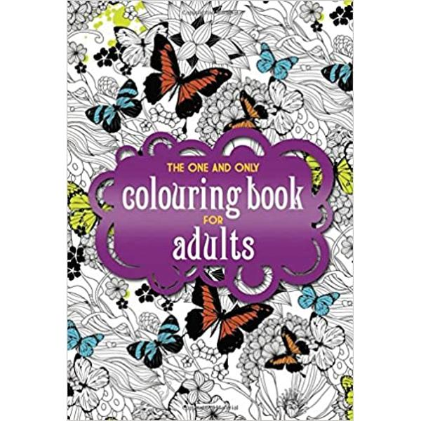 The most fun and beautiful colouring book for adults Do you remember a time in life when you didnt have to ask permission to spend hours in your own creative world But where is the time and space for this inspiration in an average grown-ups busy schedule Heres the solution a colouring book specifically for adults Beautiful images are waiting to be coloured in; just turn your mind to zero and relax For what could be more fun on those long winter evenings lazy Sunday afternoons or on