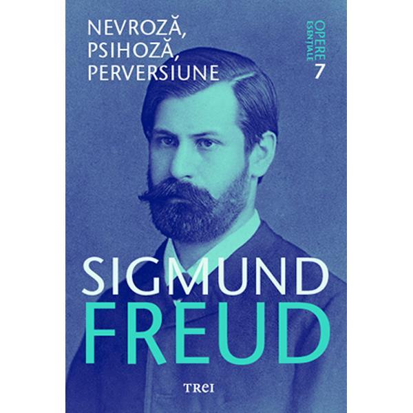 Printre contributiile importante ale lui Freud la psihologie se numara identificarea descrierea si explicarea nevrozei obsesionale Etiologia este ca si in cazul isteriei sexuala adica un conflict psihic infantil In timp ce in cazul isteriei este vorba despre o fixatie oedipiana in nevroza obsesionala fixatia libidoului se produce la stadiul sadic   anal al dezvoltarii psihosexuale  Prezentul volum contine doua dintre cazurile celebre ale lui Freud  ndash   bdquo Omul cu sobolani  si  bdquo