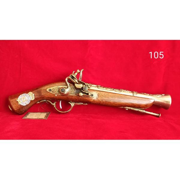 Pistol francez 37 cm 105