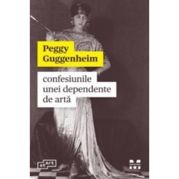 În doar opt ani Peggy Guggenheim a schimbat fa&355;a artei secolului XX; iar via&355;a sa cea public&259; &351;i cea privat&259; a fost la fel de radical&259; precum colec&355;ia pe care a de&355;inut o The IndependentPatroan&259; a artelor înc&259; din anii 1930 Peggy Guggenheim ne ofer&259; într un autoportret plin de sinceritate o