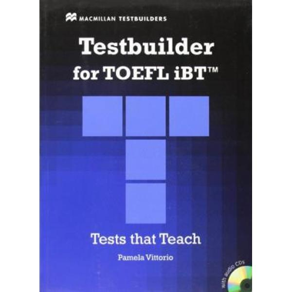 One of the popular Testbuilder Series of books designed to help improve students exam performance and increase language competence Task types familiarise students with the tasks they will face in the exam further practice and guidance pages build confidence in answering them and an expanded answer key gives clear explanations as to why the given answer is incorrect This title is ideal for self-study or classroom use