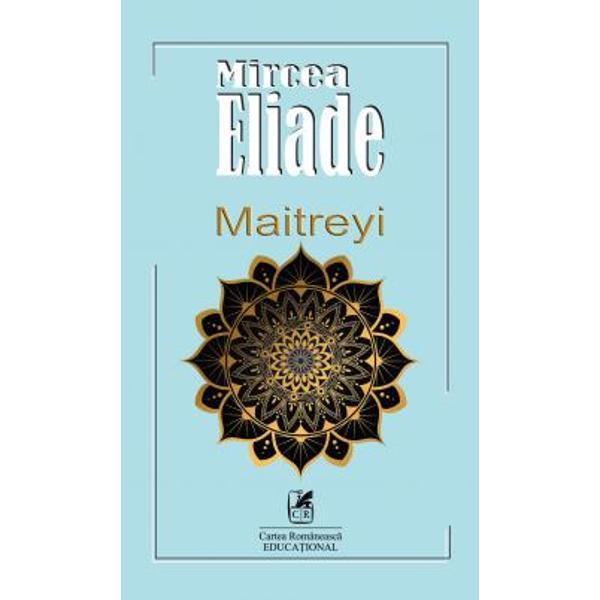 Maitreyi crescut&259; într-o civiliza&539;ie a semnelor &537;i a pudorii atrage pe Allan într-un joc erotic complicat &537;i imprevizibil O privire st&259;ruitoare este un cod ce trebuie descifrat o floare în care este ascuns un fir de p&259;r este un simbol atingerea mâinilor este deja un act de curaj &537;i o tr&259;dare a vechii iubiri Când într-o zi la mas&259; Maitreyi îi atinge inten&539;ionat piciorul asta înseamn&259;