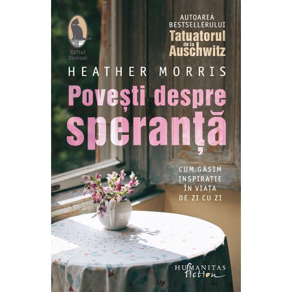 """Traducere de Luana SchiduTatuatorul de la Auschwitzeste una dintre cele mai vândute c&259;r&539;i ale secolului XXI ÎnPove&537;ti despre speran&539;&259;Heather Morris ne prezint&259; """"povestea din spatele pove&537;tii"""" – detaliile extraordinare necunoscute ale întâlnirii &537;i prieteniei cu Lale Sokolov tatuatorul de la Auschwitz dar alc&259;tuie&351;te &537;i un"""