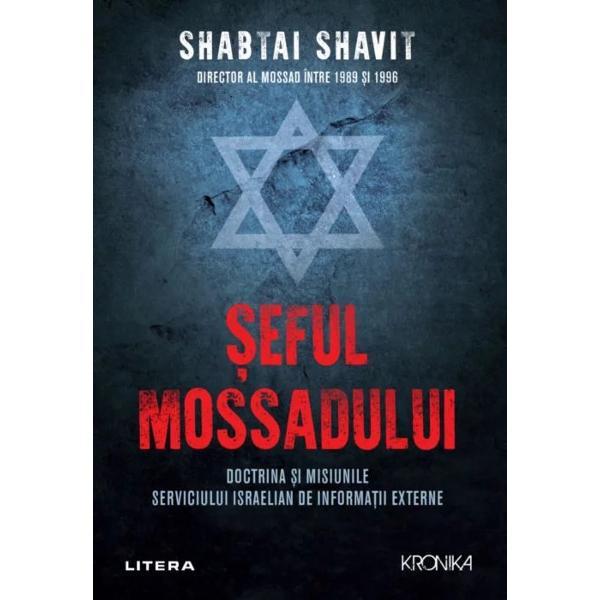 Shabtai Shavit director al Mossad între 1989 &537;i 1996 este unul dintre cei mai influen&539;i lideri care au modelat istoria recent&259; a statului Israel În aceast&259; carte plin&259; de suspans Shavit combin&259; memoriile cu o analiz&259; sobr&259; care dezv&259;luie ce s-a întâmplat cu adev&259;rat în cei &537;apte ani cât a condus ceea ce azi este o organiza&539;ie unanim recunoscut&259; drept una dintre cele mai puternice &537;i