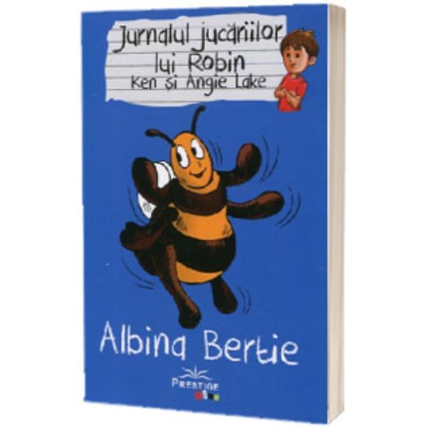 Robin s-a dus la targul de antichitati ca sa cumpere ceva care sa zboare cum ar fi un avion sau un elicopter Nu si-a imaginat ca se va intparce acasa cu ceva ce putea zbura dar care face si miere Curand a invatat atat de multe lucruri despre albine incat a fost foarte bucuros ca a cumparat-o pe Bertie