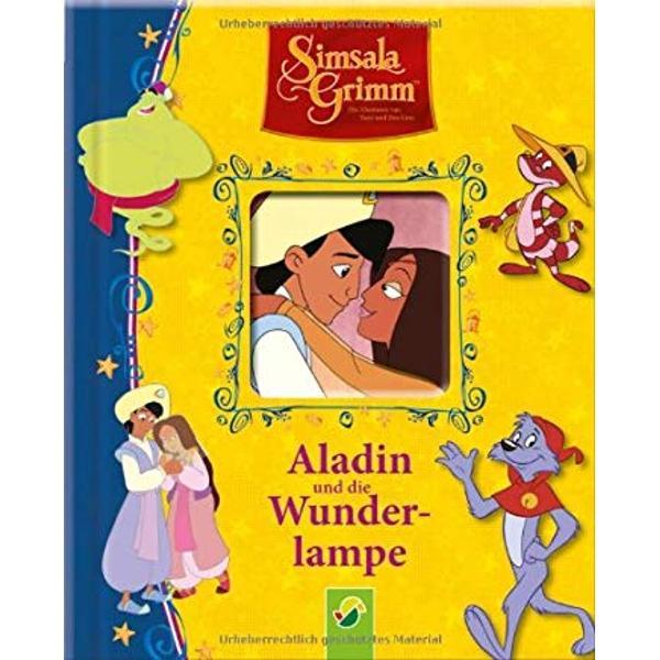 SimsalaGrimm Aladin und die Wunderlampe