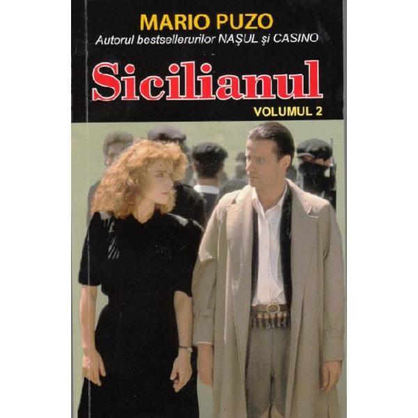 Sicilianul este un tân&259;r care devine erou în urma unei întâmpl&259;ri obi&537;nuite pentru Sicilia anilor 1940 un episod de corup&539;ie al poli&539;iei locale într-o perioad&259; în care contrabanda de m&259;rfuri alimentare &537;i pia&539;a neagr&259; &539;ineau capul de afi&537; în regiune în urma ra&539;ionaliz&259;rii hranei impuse de c&259;tre guverul de la Roma Turi Guiliano