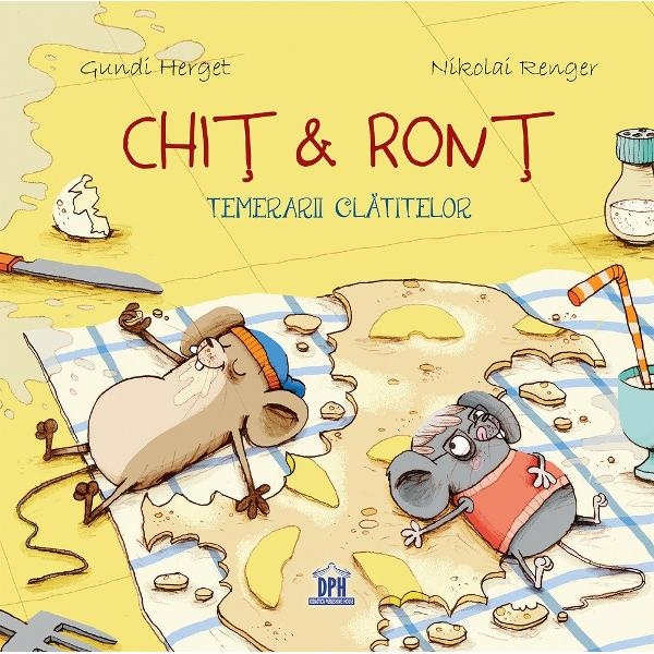 Volumul III din Chit & Ront