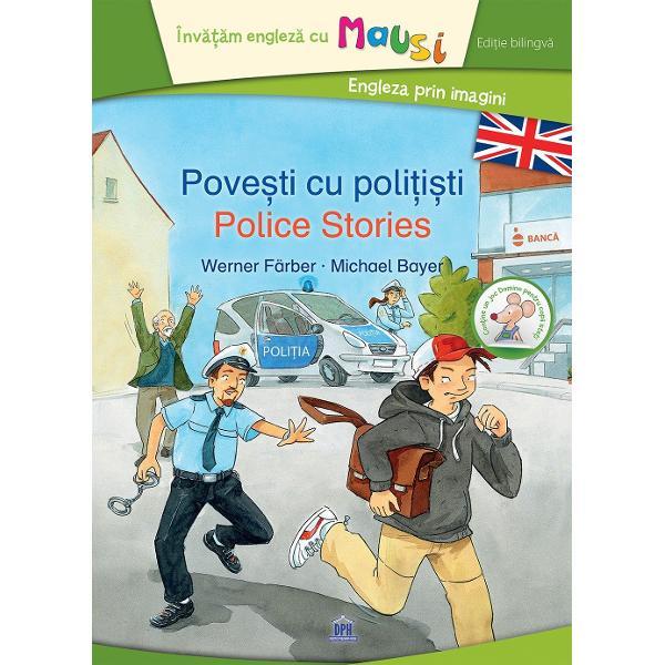 Doua povesti frumoase in limbile romana si engleza cu ajutorul carora copilasii invata sa citeasca dupa imagini