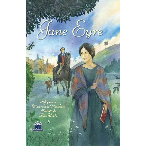 Pentru copiii peste 11 aniPovestea lui Jane Eyre &537;i a nefericitului domn Rochester care ascunde un secret &238;ntunecat &537;i-a emo&539;ionat cititorii de la prima apari&539;ie acum mai bine de 150 de ani Clasica poveste a lui Charlotte Bront&235; &238;mbin&259; misterul cu roman&539;a &238;ntr-o lectur&259; &238;nc&226;nt&259;toareNivel - EXPERIMENTA&354;IAceast&259; colec&355;ie transform&259; pove&351;ti cunoscute &238;n c&259;r&355;i al c&259;ror text