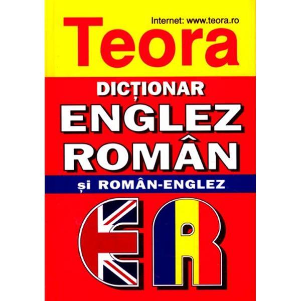 Dictionar englez dublu de buzunar