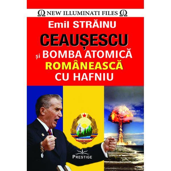 Nicolae Ceausescu Presedintele Republicii Socialiste Romania a fost executat in urma unui simulacru de proces in Ziua Sfanta de Craciun 25 Decembrie a anului 1989Avea foarte multe pacate pentru care putea plati dar a fost executat pentru fapte imaginare manipulate si care nici azi nu pot fi demonstrate ca realeAceasta carte se va referi la unul din cuiele ce au contribuit decisiv la sicriul sau si drumul spre executie - Dosarul Bombei Nucleare RomanestiNicolae