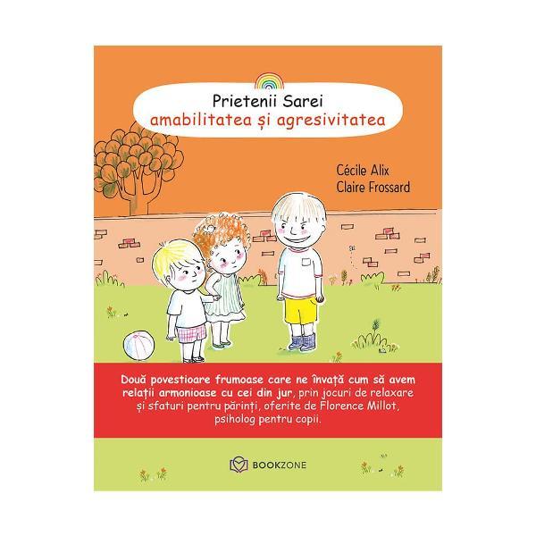 Ofer&259;-le copiilor tot sprijinul necesar în ceea ce prive&537;te în&539;elegerea &537;i controlul emo&539;iilor pozitive prea puternice &537;i emo&539;iilor negative Totul cu ajutorul pove&537;tilor jocurilor de relaxare &537;i sfaturilor oferite de un psiholog pentru copii Comand&259; acum cartea ilustrat&259; &537;i înva&539;&259;-i pe cei mici s&259; se cunoasc&259; mai bine &537;i s&259; ajung&259; pe drumul spre