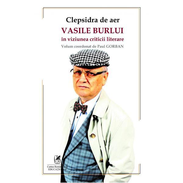Vasile Burlui s-a n&259;scut la 18 februarie 1943 Suceveni jude&355;ul Gala&355;i &351;i este stabilit la Ia&351;i Este medic stomatolog profesor universitar &351;i poet A absolvit Facultatea de Stomatologie a Institutului Medico-Farmaceutic Ia&351;i în anul 1967 Ob&355;ine titlul de Doctor în Medicin&259; în anul 1976 Din 1971 desf&259;&351;oar&259; diferite activit&259;&355;i în domeniul medicinii stomatologice aducând contribu&355;ii de