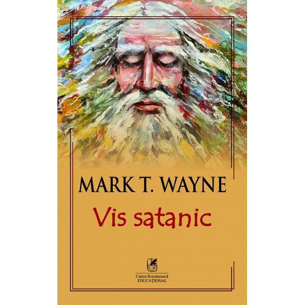 Vis satanic este un roman cu o cursivitate de stil de o fine&539;e rar&259; Acest proces fictiv incit&259; nu doar imagina&539;ia ci aduce in prim plan idei religioase contradictorii ce au generat fr&259;mânt&259;ri sociale vreme de secoleMark T Wayne este un scriitor matur cu un talent deosebit care va incinta cititorulClaudiu MURGANautorul romanului Decaden&539;a sufletelor noastreMark T Wayne propune o dezbatere conving&259;toare între
