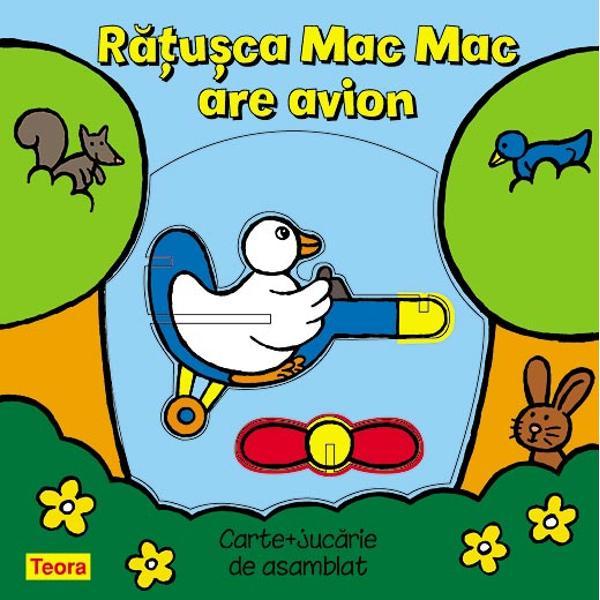 Ratusca Mac Mac avion -6859