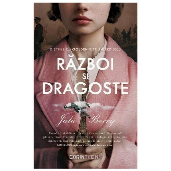 """Un roman de dragoste tulburator a carui actiune se desfasoara pe mai multe planuri in primejdioasele zile ale celor doua razboaie mondiale cand zeii tin in palma soarta – si inimile – a patru muritori""""Un adevarat deliciu o tesatura romanesca efervescenta plina de umor tragedie romantism si mitologie Categoric una dintre cele mai bune carti pe care le-am citit anul asta"""" -Kate Quinn autoarea romanuluiReteaua"""
