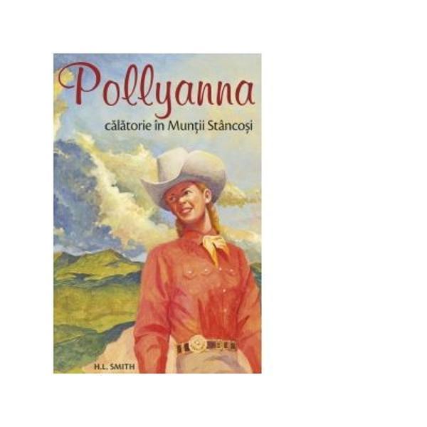 Jocul Bucuriei ii insoteste de aceasta data pe Pollyanna sotul ei cei trei copii si cainele lor intr&8209;o aventura departe de casa in Muntii Stancosi unde generozitatea altruismul buna&8209;intentie inlocuiesc reticenta ignoranta si prejudecatile Constienta de pericolele salbaticiei Pollyanna reuseste sa se adapteze la o lume aspra si izolata care nu descoperise nici placerea si pasiunea lecturii – cu ajutorul prietenilor de pretutindeni infiinteaza o biblioteca ambulanta