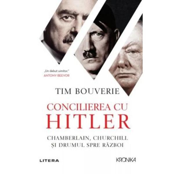 """BESTSELLER SUNDAY TIMESFINALIST AL PREMIULUI ORWELL PENTRU CARTE POLITICA2020 Intr-o dupa-amiaza ploioasa a lui septembrie 1938 Neville Chamberlain a coborat din avion si a anuntat ca vizita sa la Hitler dusese la evitarea celei mai grave crize din istoria recenta Era dupa cum avea sa anunte mai tarziu multimea adunata in Downing Street """"pacea vremurilor noastre"""" Dupa mai putin de un an Germania avea sa invadeze Polonia si declansa al Doilea Razboi"""