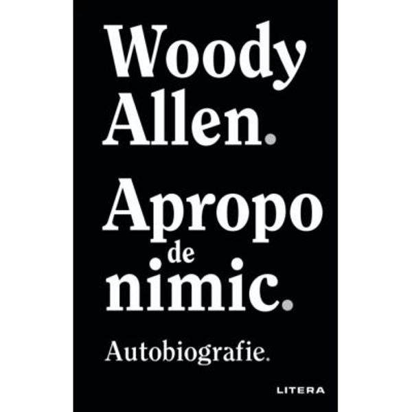 O autobiografie mult a&537;teptat&259; extrem de interesant&259; scris&259; de unul dintre cei mai mari arti&537;ti ai vremurilor noastre – bestseller New York Times  USA Today Los Angeles Times &537;i Publisher's WeeklyÎn aceast&259; autobiografie sincer&259; &537;i amuzant&259; celebrul regizor comediant scriitor &537;i actor v&259; ofer&259; o perspectiv&259; complet&259; &537;i personal&259; asupra vie&539;ii sale