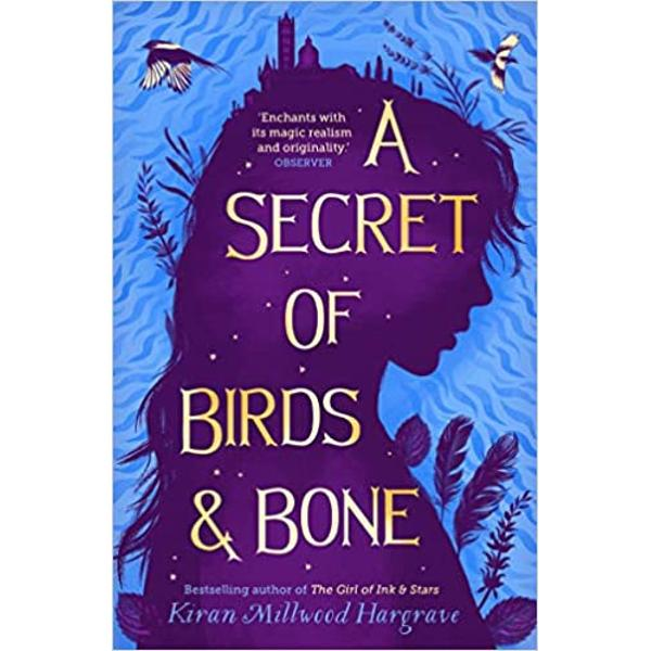 A spellbinding story now in paperback from the Sunday Times-bestselling author ofThe Girl of Ink & Stars winner of the Waterstones Childrens Book PrizeA story bursting with imagination sparkle and tender heart  I adored itJASBINDER BILANBoth souful poetry and thrilling adventure; powerful and delicate chilling and comfortingSOPHIE ANDERSONRipping
