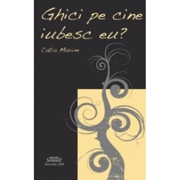 Catia Maxim a ales drumul de scriitor in anul 2007 cand a aparut la Editura Echinox Cluj