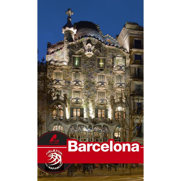 Seria de ghiduri turistice Calator pe mapamond este realizata în totalitate de echipa editurii Ad Libri Fotografi profesionisti si redactori cu experienta au gasit cea mai potrivita formula pentru un ghid turistic Barcelona complet
