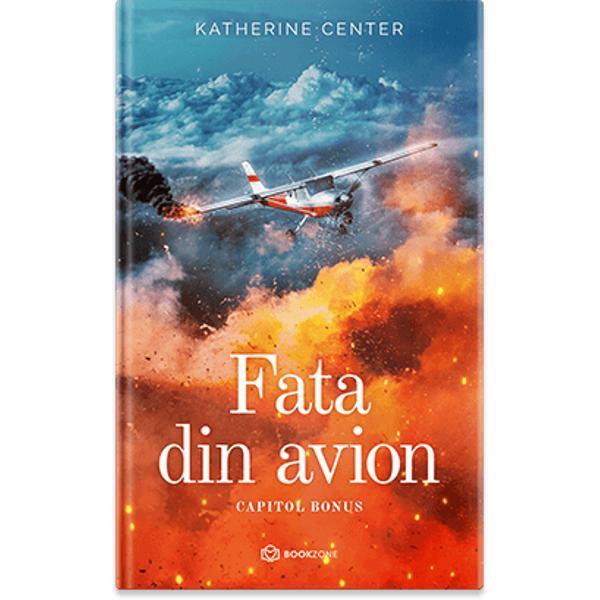 """""""Fata din avion"""" este scurta povestire care conecteaz&259; cele dou&259; pove&537;ti incredibile de dragoste semnate de Katherine Center """"Cum s&259; mergi mai departe"""" &537;i """"Fl&259;c&259;rile care m-au înv&259;&539;at s&259; iubesc"""" &536;i este cadoul pe care orice cititor îl va primi în colet atunci când plaseaz&259; comanda pentru cele 2 titluri ale autoareip"""