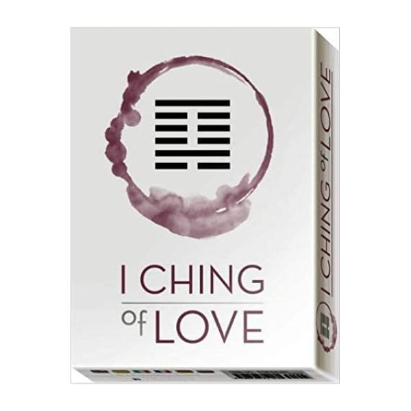 The quiet and self-reflecting wisdom of the ancient I-Ching is applied to matters of love romance