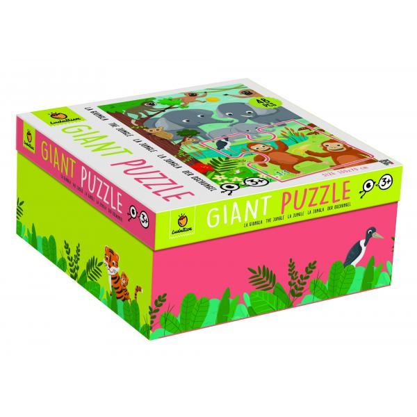 O serie de puzzle-uri maxi cu o gr&259;mad&259; de figuri hazlii potrivite atât pentru copii cât &537;i pentru adul&539;iPuzzle-ul a fost conceput special pentru a dezvolta sim&539;ul de observa&539;ie orientarea spa&539;ial&259; &537;i acuitatea vizual&259;CON&538;INE 48 de piese rezistente din carton grosDimensiune puzzle 100 x 70 cmVârsta recomandat&259; 3Piese din carton rezistent din care se poate
