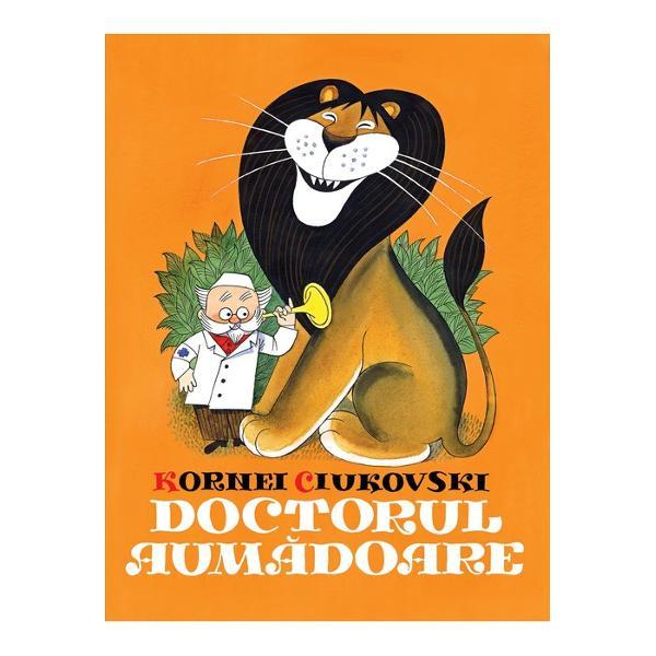 O carte cult pentru copiii de toate vârstele în edi&539;ia ei original&259; a&537;teptat&259; cu înfrigurarecu minunatele ei ilustra&539;ii canoniceA fost odat&259; un doctor foarte cumsecade care se numea Aum&259;doare El avea o sor&259; rea pe care o chema VarvaraCel mai mult pe lume doctorul iubea animaleleÎn camera lui avea iepuri în dulap o veveri&539;&259; în bufet