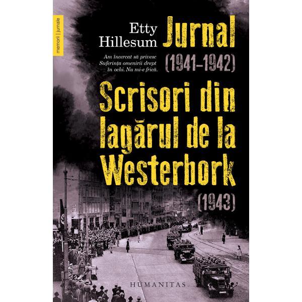 """Selec&539;ie introducere &537;i note de Jan G GaarlandtTraducere de Gheorghe NicolaescuBestseller international tradus în peste 25 de limbi""""O carte excep&539;ional&259; pe care am citit-o dintr-o r&259;suflare cât&259; sensibilitate cât&259; compasiune"""" — PRIMO LEVI""""Jurnalul lui Etty Hillesum are o importan&539;&259; colosal&259; atât ca"""