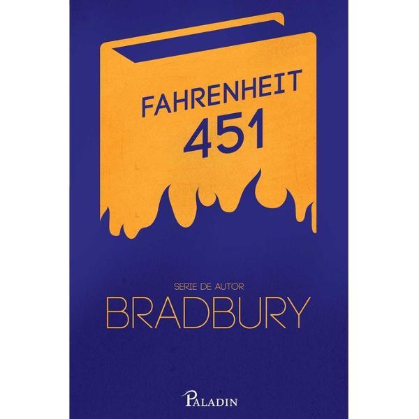 C&259;r&539;ile s&259;reau &537;i d&259;n&539;uiau ca ni&537;te p&259;s&259;ri puse pe j&259;ratic cu penelepurpurii &537;i galbene în fl&259;c&259;riÎn vremea aceea pompierii erau cei care declan&537;au incendiile Pompierului Guy Montag îi pl&259;cea s&259; vad&259; cum ardeau c&259;r&539;ile Apoi el a întâlnit o fat&259; care i-a povestit despre un trecut când oamenii nu