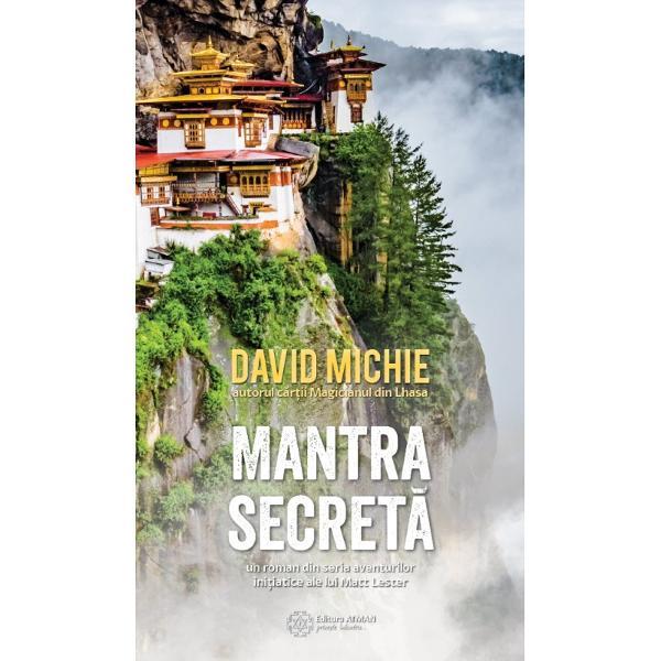"""""""David Michie a scris un thriller budist insolit – furt de art&259; sacr&259; panglic&259;rii urm&259;riri interna&539;ionale un strop de romantism – toate împletite cu misticismul profund al budismului tibetan N-am putut s&259; las cartea din mân&259; pân&259; nu am terminat-o de citit""""– VICKY MACKENZIEautoare a c&259;r&539;ii """"Cave in the Snow""""""""David a reu&537;it"""