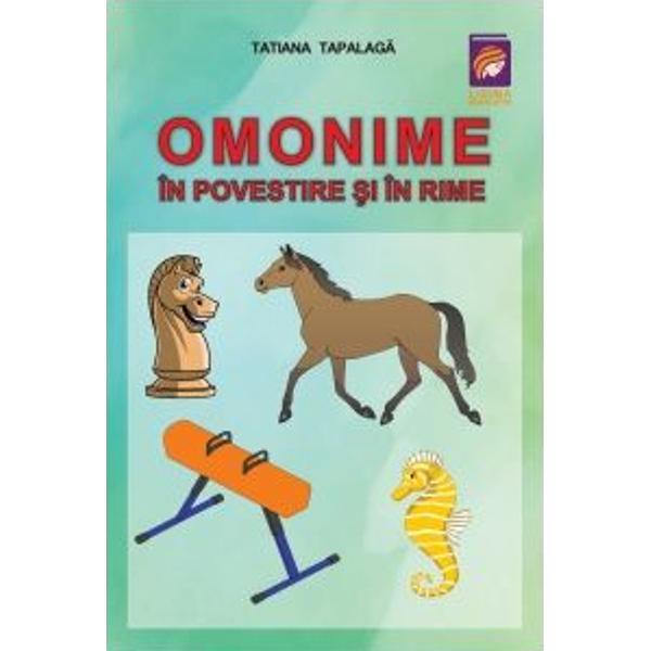 Cartea se recomanda a fi folosita de catre copii prescolari elevi si educatori in activitatile care presupun intelegerea omonimiei